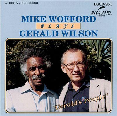 Plays Gerald Wilson: Gerald's People