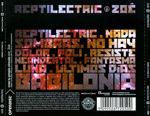 Reptilectric
