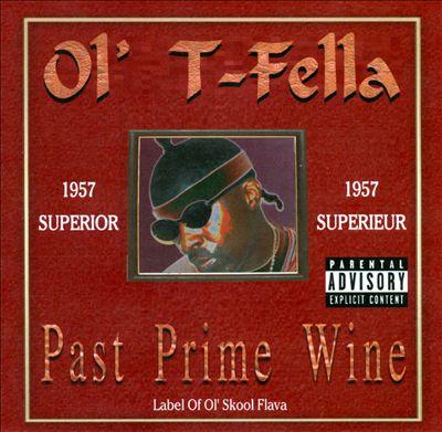 Past Prime Wine