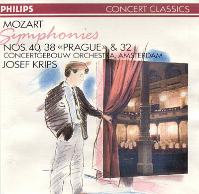 Mozart: Symphonies Nos. 40, 38 & 32