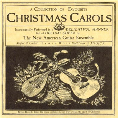 A Collection of Favourite Christmas Carols