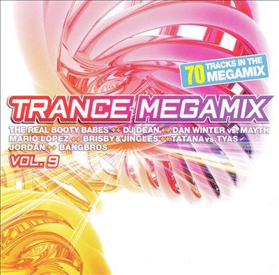 Trance Megamix, Vol. 9