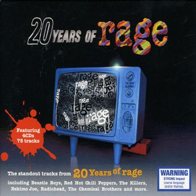 20 Years of Rage