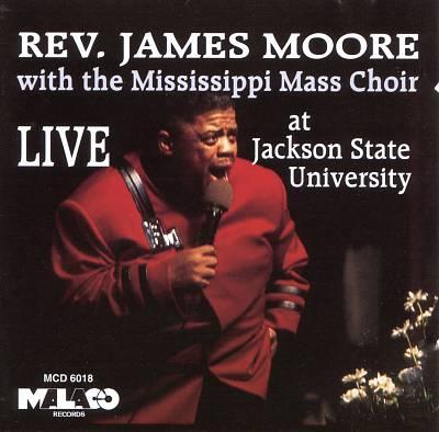 Live at Jackson State University