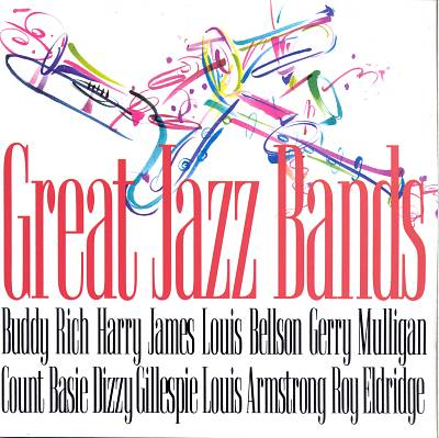 Great Jazz Bands [PGD Special Markets]