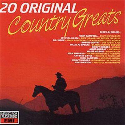 20 Original Country Greats [EMI]
