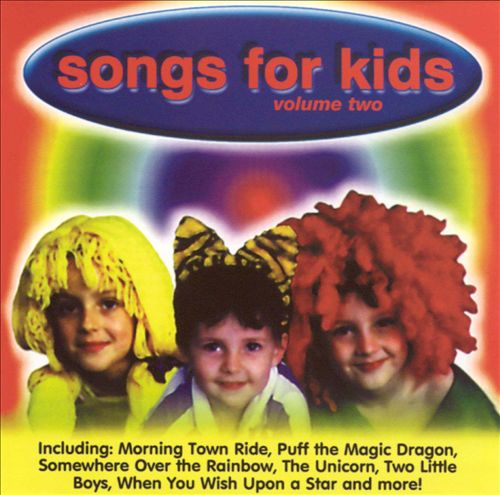 Songs for Kids, Vol. 2