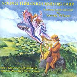 Young Turlough & His Harp