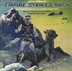 Star Wars: The Empire Strikes Back: Symphonic Suite from the Original Score