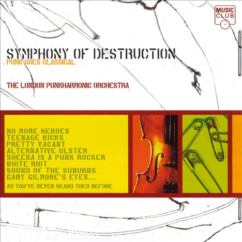 Symphony of Destruction (Punk Goes Classical)