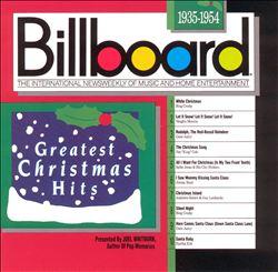 Billboard Greatest Christmas Hits: 1935-1954