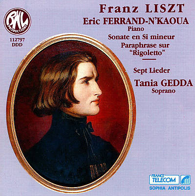 Liszt: Piano Sonata/Lieder