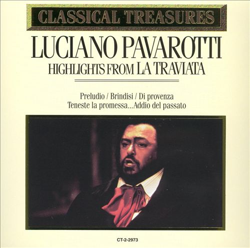 Classical Treasures: La Traviata