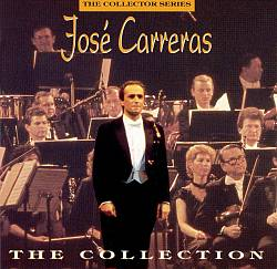 Carreras Sings Leoncavallo, Ponce, Grever and others