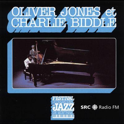 Oliver Jones & Charlie Biddle: Live at Festival International de Jazz de Montreal