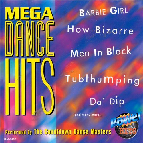 Mega Dance Hits '98