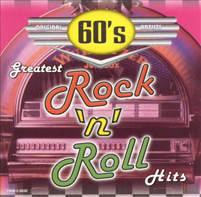 60's Rock 'n' Roll Hits 1