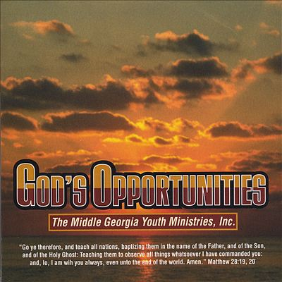 God's Opportunities w/Middle Georgia Youth Ministries