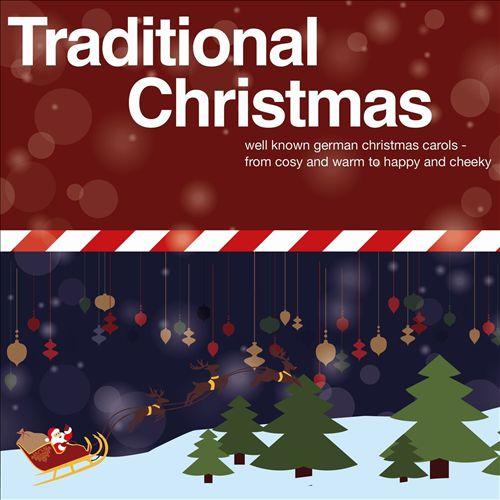 Traditional Christmas-Well Known German Christmas Carols