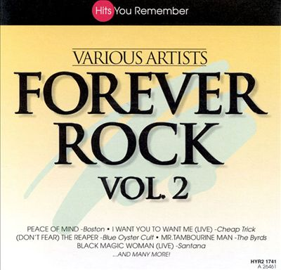 Forever Rock, Vol. 2 [Sony]