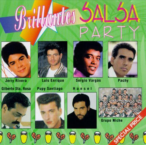 Salsa Party: Brillantes
