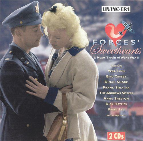 Forces' Sweethearts & Heart-Throbs of World War II