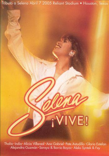 Selena ¡Vive! [DVD]