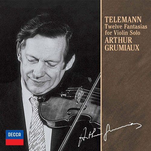 Telemann: Twelve Fantasias for Violin Solo