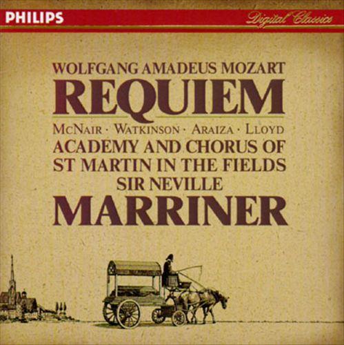 Mozart: Requiem [1990 Recording]