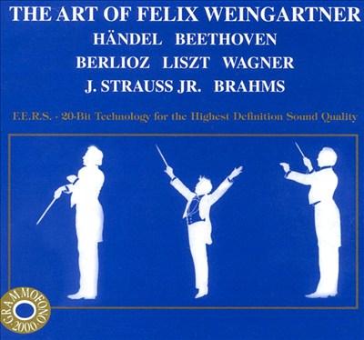 The Art of Felix Weingartner