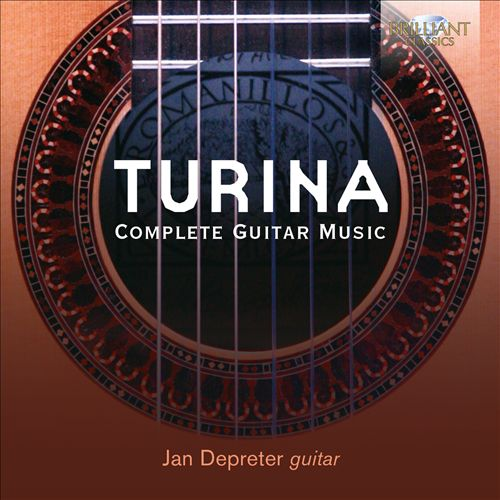 Turina: Complete Guitar Music
