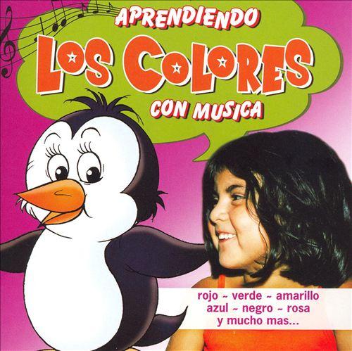 Aprendiendo Los Colores Con Musica