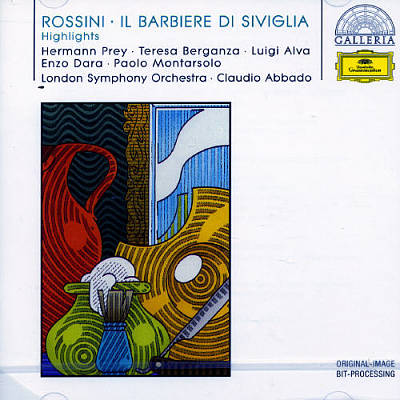 Rossini: Il Barbiere di Siviglia [Highlights] [Germany]