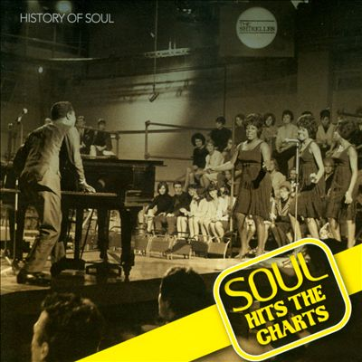Soul Music Hits the Charts 1955-1962
