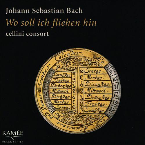 Johann Sebastian Bach: Wo soll ich fliehen hin