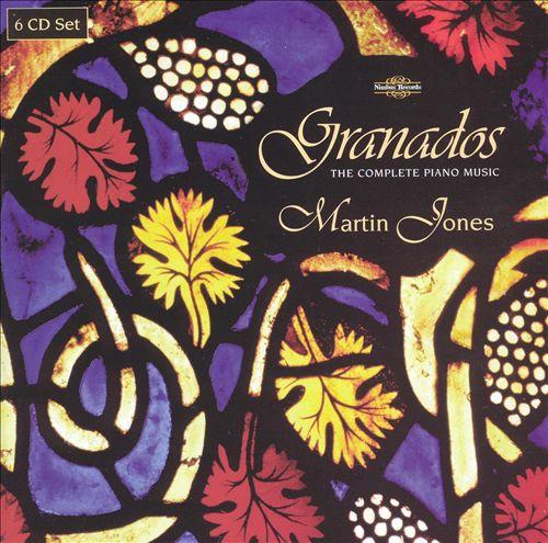 Granados: The Complete Piano Music