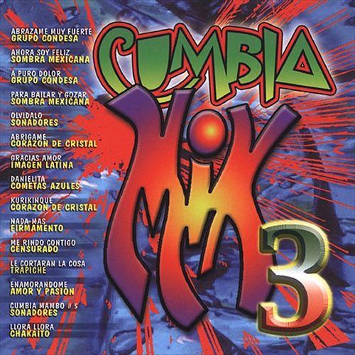 Cumbia Mix, Vol. 3 [Universal]