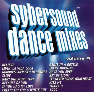 Sybersound Dance Mixes, Vol. 4