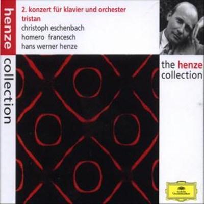 Henze: Concerto No. 2; Tristan; 2 Ballet Variations; 3 Tientos