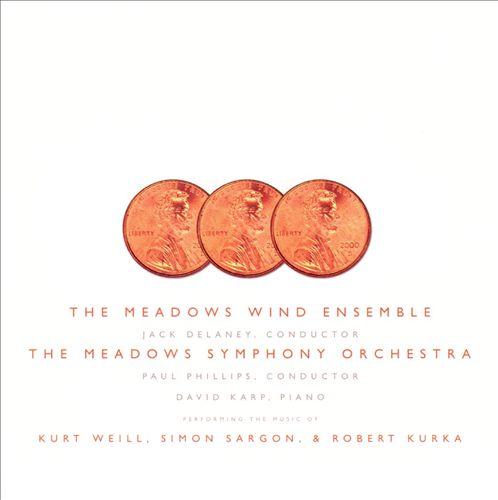 3 Cents: Kurt Weil, Simon Sargon & Robert Kurka