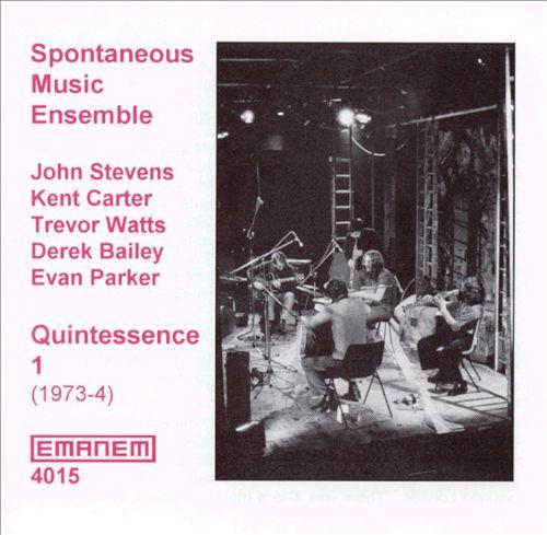 Quintessence 1 (1973-1974)