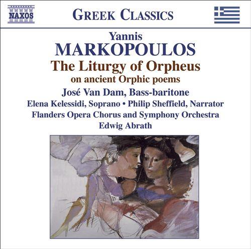 Yannis Makopoulos: Liturgy of Orpheus