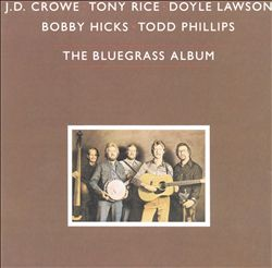 The Bluegrass Album, Vol. 1
