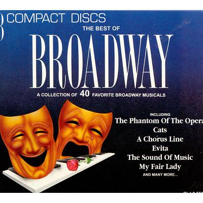 The Best of Broadway [1994 Madacy]