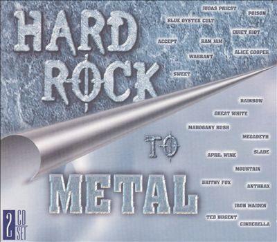 Hard Rock to Metal