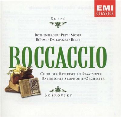 Franz von Suppé: Boccaccio
