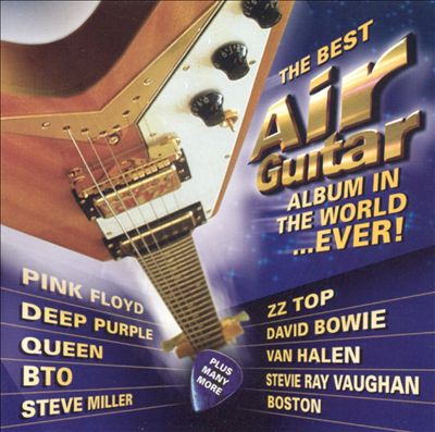 The Best Air Guitar Album in the World...Ever!