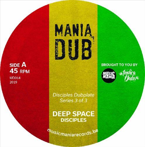 Deep Space/Deep Dub