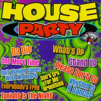 House Party [Turn Up the Music]