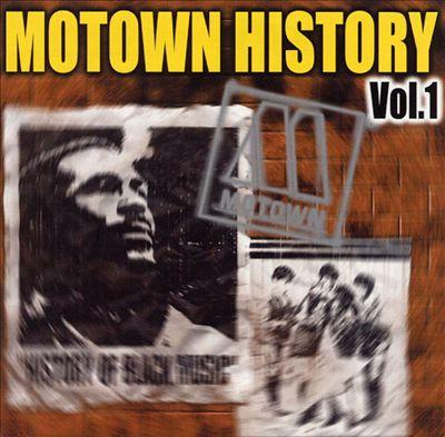 Motown History, Vol. 1